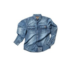 Camicia Dike Cool Denim