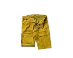 Pantaloni Bermuda Dike Paddok col.Ocra