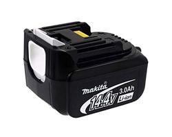 Batteria Makita BL1430 14,4 V 3.0 Ah Lithio