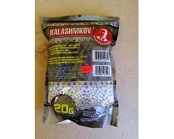 Pallini Ceramica p/Pistola a Gas d.5,95 cf 5000 pz