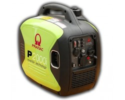 Generatore Portatile a Benzina Pramac P2000i Inverter