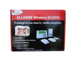 Allarme Wireless Bravo Scudo Kit