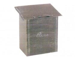 Cassetta Lettere FBB in Ferro Portapane