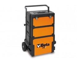 Beta Trolley Portautensili C42H a 3 Moduli Sovrapponibili