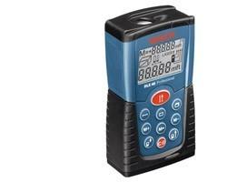 Misuratore di Distanza Laser Bosch DLE40