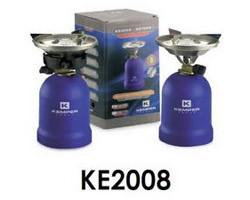 Fornello Da Campeggio A Gas Kemper KE2008-765