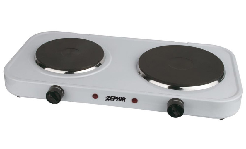 2500W tavolo doppio//Doppia Piastra Piano Cottura Elettrico Portatile stufa nero